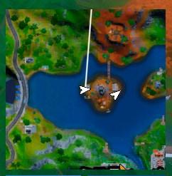 UFO 地図